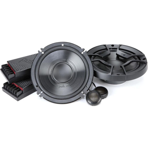 "Polk Audio DB6502, DB+ 6.5"" Series Component Car / Marine / UTV / ATV Speakers"