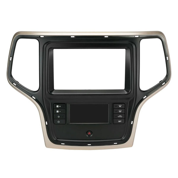 Scosche CR1309TB, Integrated Touch 2014-Up Jeep Grand Cherokee Dash Kit