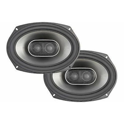 "Polk Audio MM692, MM 6x9"" 2-Way Coaxial Car / Marine / UTV / ATV Speakers"