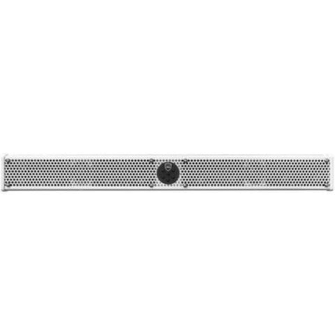 Wet Sounds STEALTH-10 ULTRA-HD-W, Stealth-10 Bluetooth Amplified 10 Speaker Soundbar - White