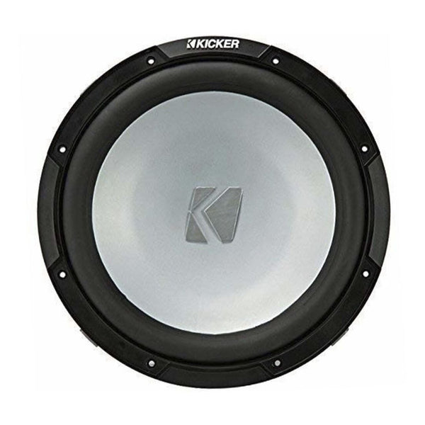 "Kicker KM102, KM Series 10"" Weather-Proof Subwoofer for Enclosures, 2-Ohm, 250W (45KM102)"