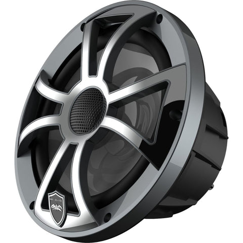 "Wet Sounds REVO 8-XSG-SS, XS 8"" Coaxial Speakers - Gunmetal"