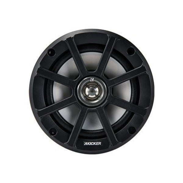 "Kicker PSC652, PS Series 6.5"" PowerSports Weather-Proof Coaxial Speakers, 2-Ohm (42PSC652)"