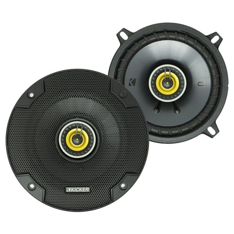 "Kicker CSC54, CS Series 5.25"" Coaxial Speakers (46CSC54)"