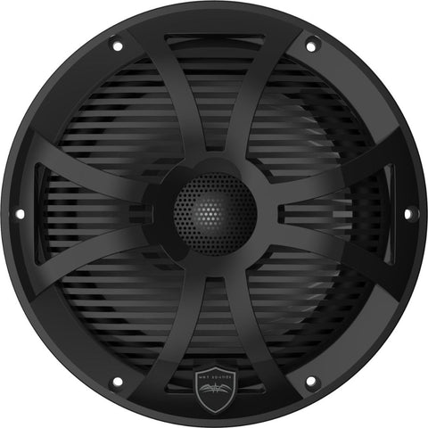 "Wet Sounds REVO 8-SWB, SW 8"" Coaxial Speakers - Black"