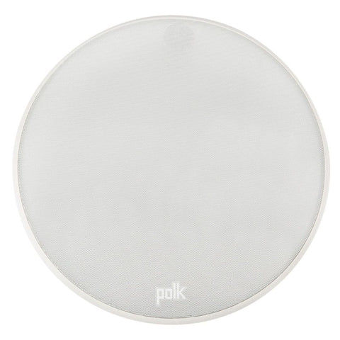 "Polk Audio V80, Vanishing V Series 8"" High-Performance In-Ceiling Speaker"