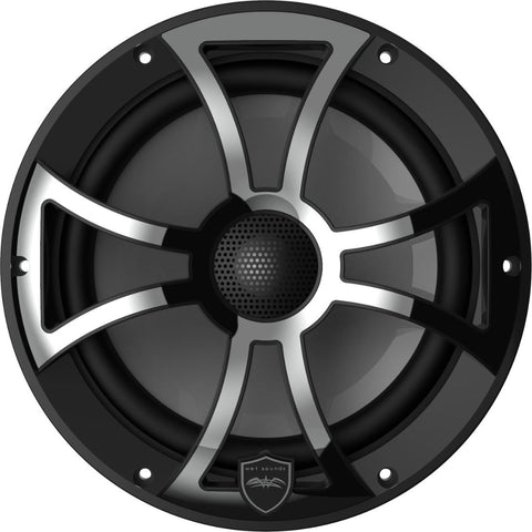 "Wet Sounds REVO 8-XSB-SS, XS 8"" Coaxial Speakers - Black"