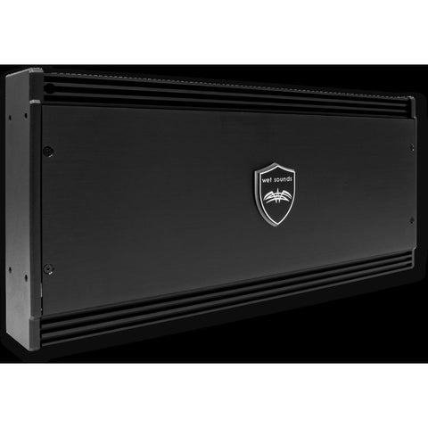 Wet Sounds Sinister-SDX2500, Sinister Class D Monoblock Marine Subwoofer Amplifier - 2500W