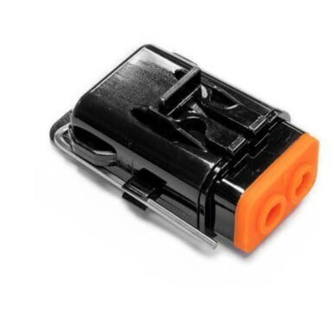 Wet Sounds WW-ATC 8G FUSE, High Power 8 Gauge ATC Inline Fuse Holder Block