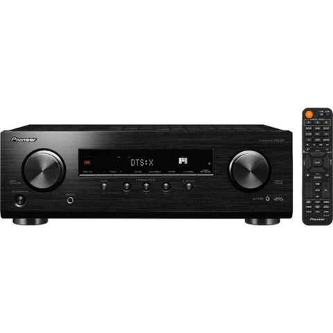 Pioneer VSX-834, 7.2 Channel with Dolby Atmos 4K Ultra HD HDR Compatible A/V Home Theater Receiver