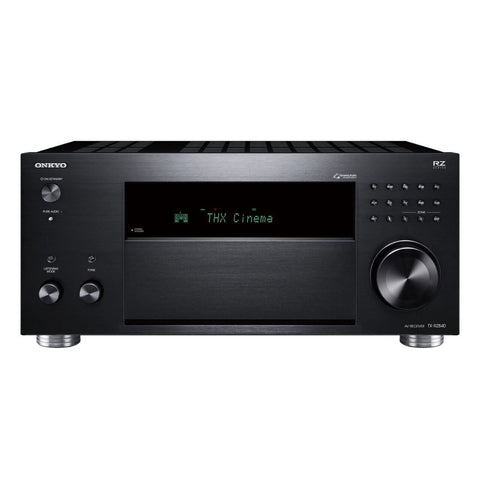 Onkyo TX-RZ840, 9.2 Channel Home Theather Receiver with Wi-Fi, Bluetooth, and Apple AirPlay 2, and Chromecast Built-In