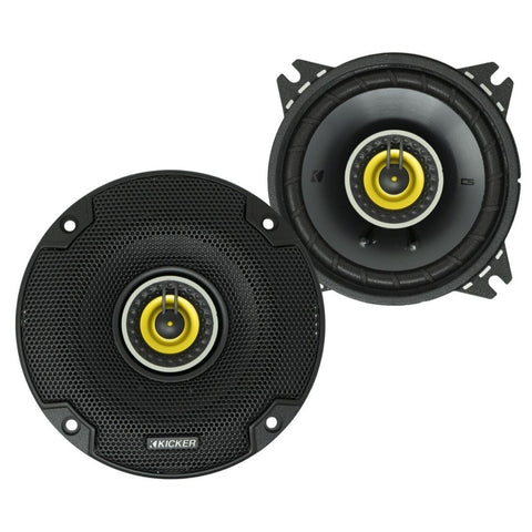"Kicker CSC44, CS Series 4"" Coaxial Speakers (46CSC44)"