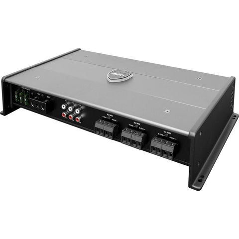 Wet Sounds HTX-6, HTX Class D 6 Channel Marine Full Range Amplifier - 900W