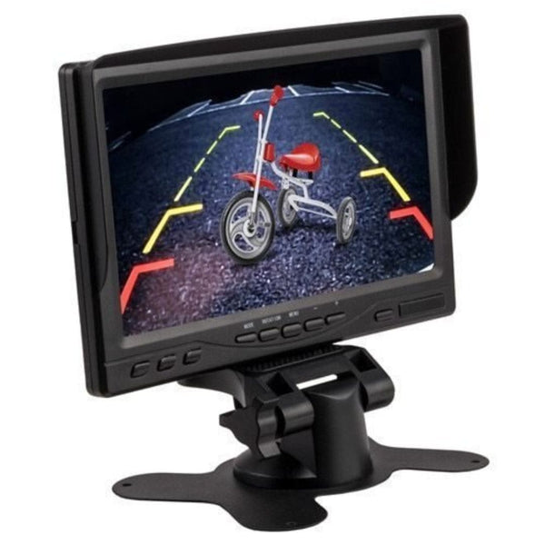 iBeam TE-7VS, 7 Inch Dash Mount Monitor