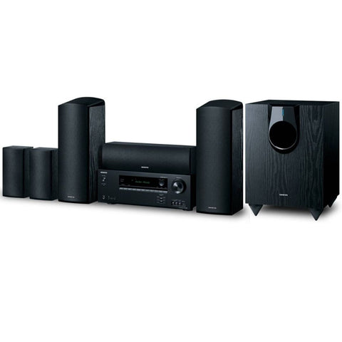 Onkyo HT-S5800, 5.2 Channel with Dolby Atmos Home Theater Speaker System