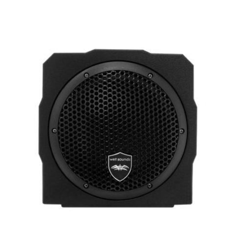 "Wet Sounds STEALTH AS-8, Stealth AS-8 8"" Amplified Subwoofer with Enclosure"