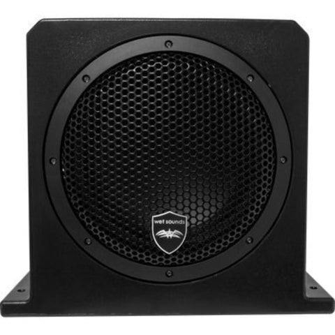 "Wet Sounds STEALTH AS-10, Stealth AS-10 10"" Amplified Subwoofer with Enclosure"