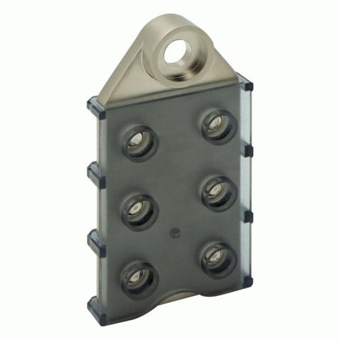 Shuriken SK-TML-PL, Brass Bus Bar Plate for Ring Terminals
