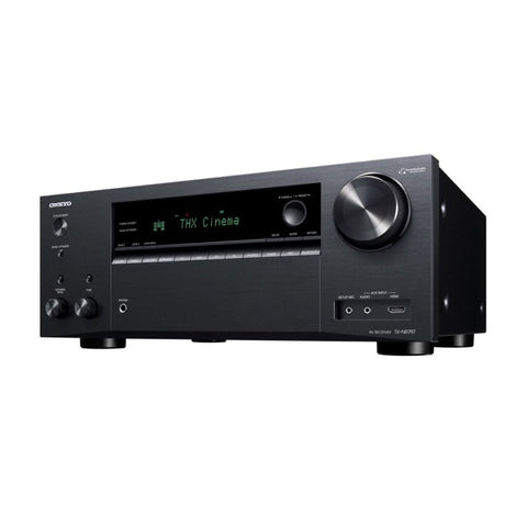 Onkyo TX-NR797, 9.2 Channel Home Theather Receiver with Wi-Fi, Bluetooth, and Apple AirPlay 2, and Chromecast Built-In