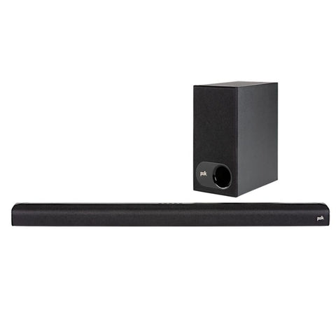 Polk Audio Signa S2, Universal TV Sound Bar and Wireless Subwoofer System