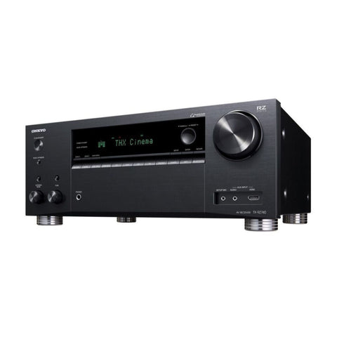 Onkyo TX-RZ740, 9.2 Channel Home Theather Receiver with Wi-Fi, Bluetooth, and Apple AirPlay 2, and Chromecast Built-In