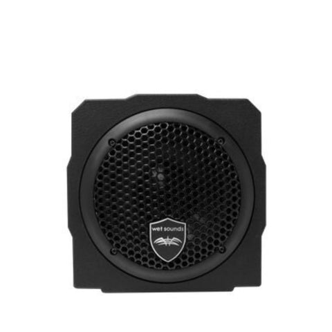 "Wet Sounds STEALTH AS-6, Stealth AS-6 6.5"" Amplified Subwoofer with Enclosure"