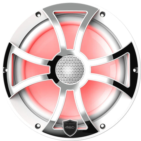 "Wet Sounds REVO 8-XSW-SS, XS 8"" Coaxial Speakers - White"