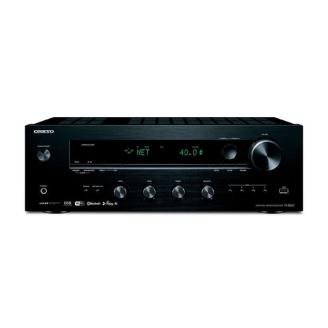 Onkyo TX-8260, Stereo Receiver with Wi-Fi, Bluetooth, and Chromecast Built-in