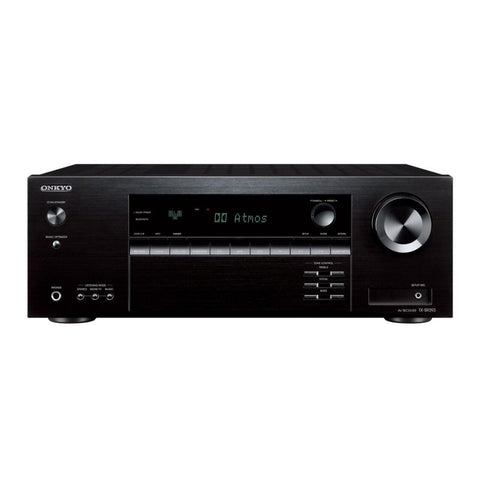 Onkyo TX-SR393, TX 5.2 Channel with Dolby Atmos 4K Ultra HD HDR Compatible A/V Home Theater Receiver