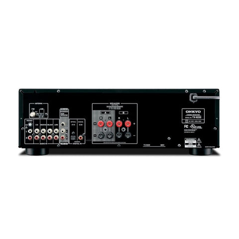 Onkyo TX-8220, Stereo Receiver with Bluetooth