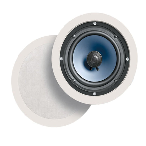 "Polk Audio RC65i, 6.5"" In-Wall Home Speakers"