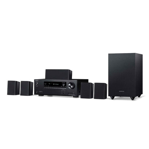 Onkyo HT-S3910, 5.1 Channel Hi-Res 3D Home Theater Speaker System
