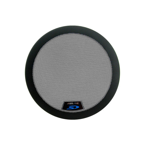 "Alpine KTE-10G.2, 10"" Type R and Type S Subwoofer Grille"