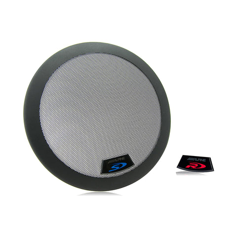 "Alpine KTE-12G.2, 12"" Type R and Type S Subwoofer Grille"