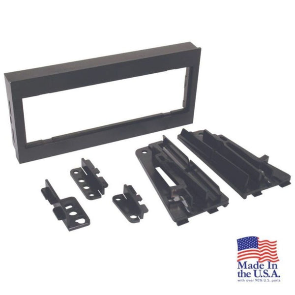 Scosche GM1591B, 1992-2004 GM Truck / Suv DIN Kit, Incl 1995-2002 Full Size Trucks