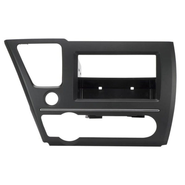 Scosche HA1716B, 2013-Up Honda Civic ISO Double DIN & DIN+Pocket Kit