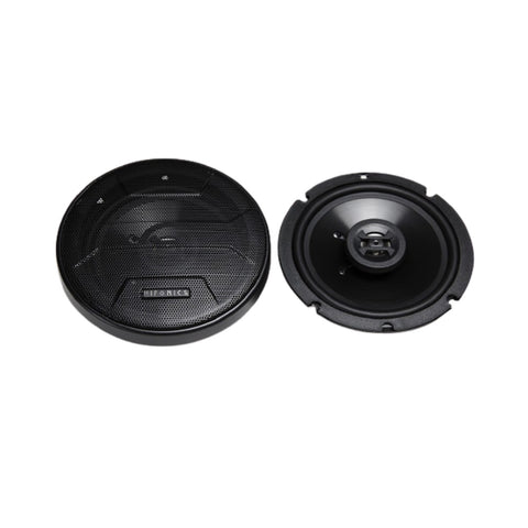 "Hifonics ZS65CXS, Zues Series 6.5"" 2-Way Slim Mount Coaxial Car Speakers, 300W"