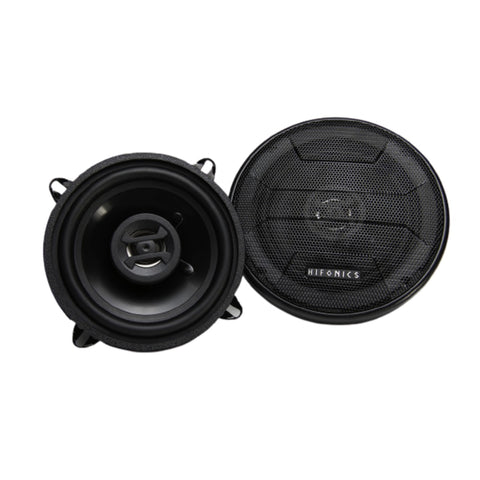 "Hifonics ZS525CX, Zues Series 5.25"" Coaxial Car Speakers, 200W"