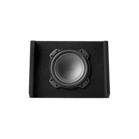 "Kenwood P-XRW1002DB, eXcelon Reference Single 10"" Downfire Loaded Sealed Subwoofer Enclosure, 1300W"