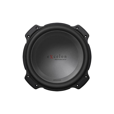 "Kenwood XR-W1202, eXcelon Reference 12"" Single 2-Ohm Car Subwoofer, 2000W"