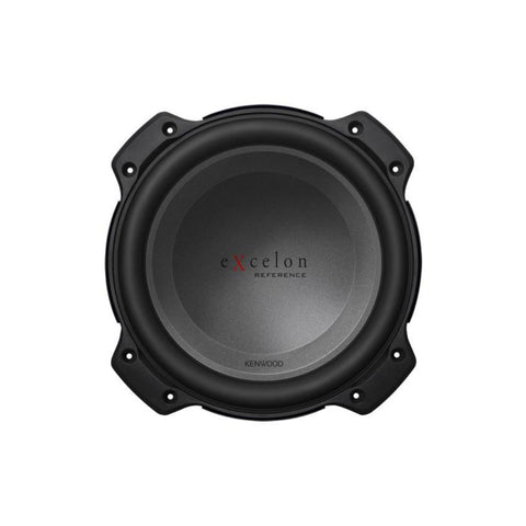 "Kenwood XR-W1002, eXcelon Reference 10"" Single 2-Ohm Car Subwoofer, 1300W"