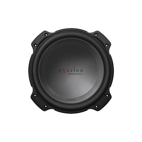 "Kenwood XR-W1204, eXcelon Reference 12"" Single 4-Ohm Car Subwoofer, 2000W"