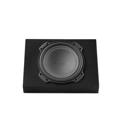 "Kenwood P-XRW1202WB, eXcelon Reference Single 12"" Loaded Sealed Subwoofer Enclosure, 2000W"
