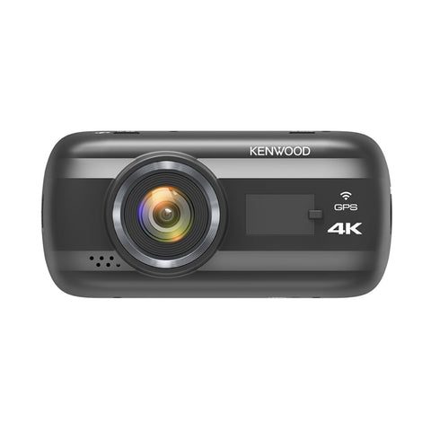 Kenwood DRV-A601WDP, Front and Rear Dashboard Camera Package