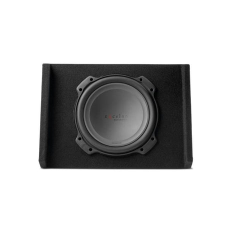 "Kenwood P-XRW1202DB, eXcelon Reference Single 12"" Downfire Loaded Sealed Subwoofer Enclosure, 2000W"