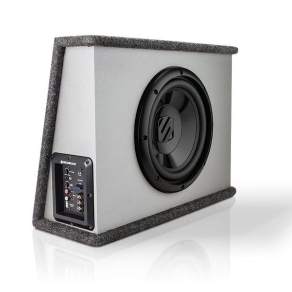 "Scosche HDPSW10L, 10"" HD Powered Subwoofer"