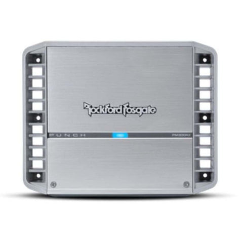 Rockford Fosgate PM300X2, Punch Series 2 Channel Marine Amplifier