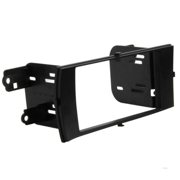 Scosche TA2114B, 2012-Up Toyota Prius C ISO Double DIN & DIN+Pocket Kit