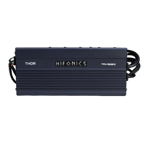 Hifonics TPS-A600.5, Powersports 4 Channel Amplifier