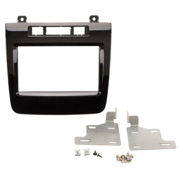 Scosche VW2354DDB, 2010-Up Volkswagen Touareg ISO Double DIN Kit